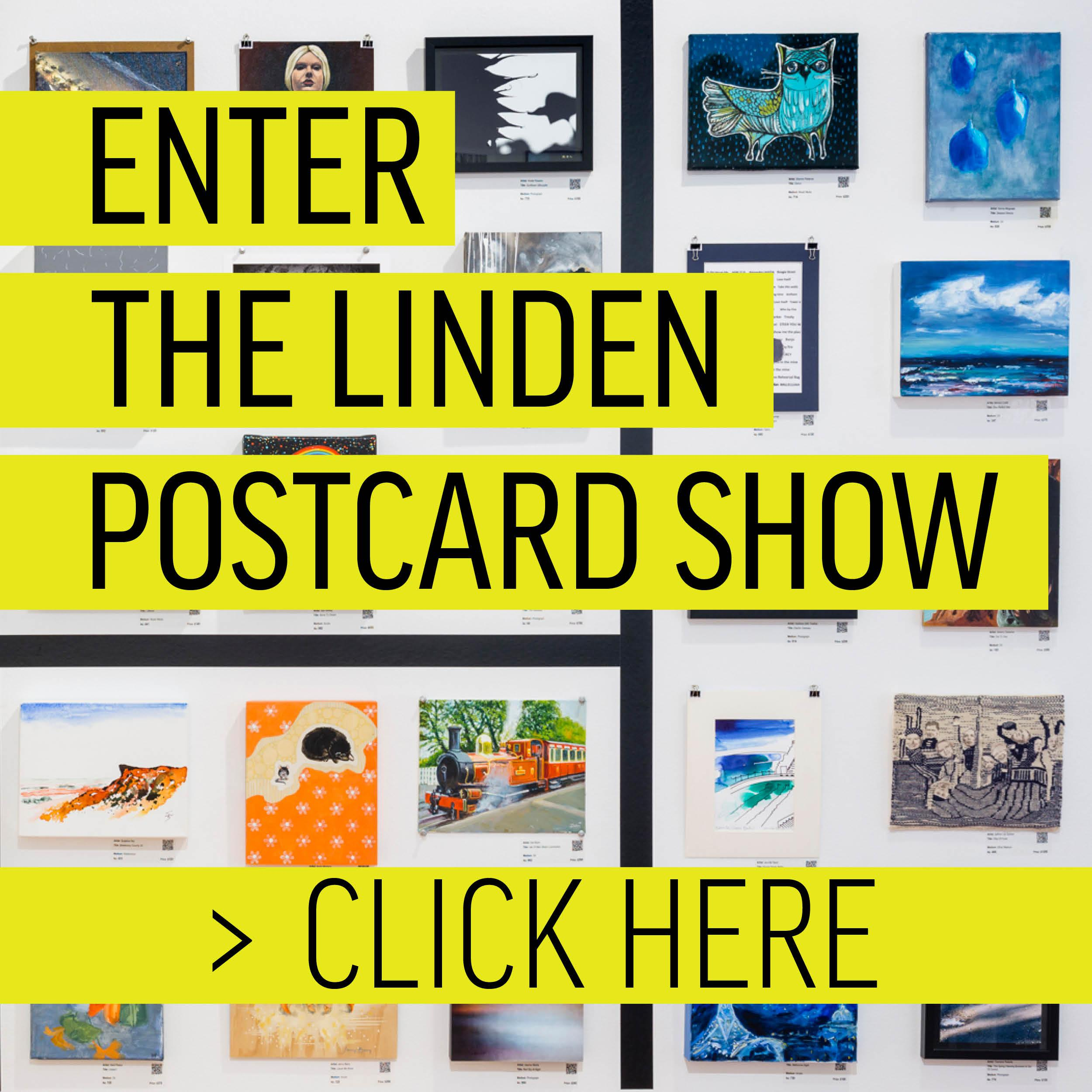 Enter the Linden Postcard Show 2018-19