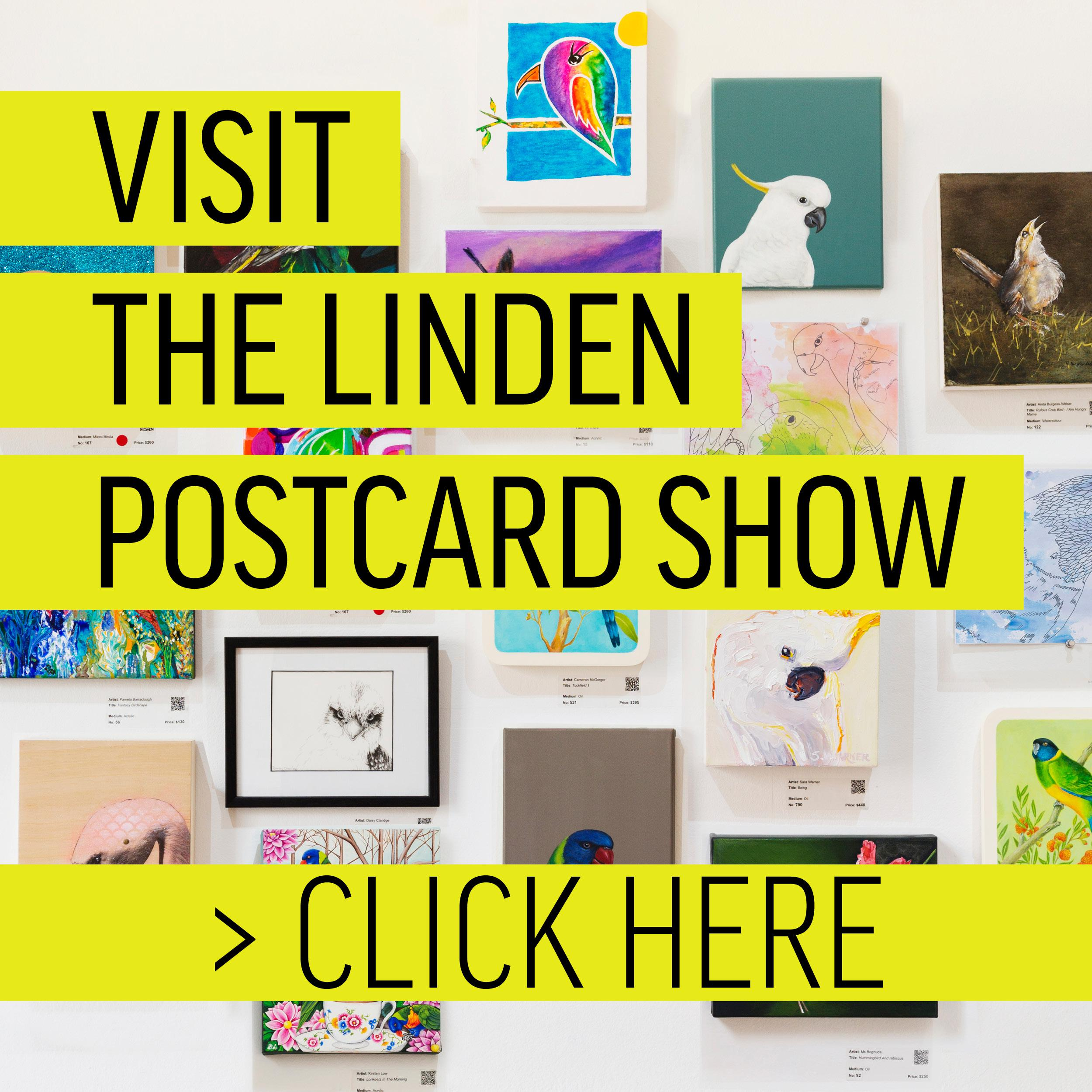 Visit the Linden Postcard Show